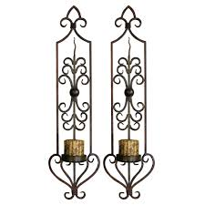 style wall lights lighting candle sconces modern sconce