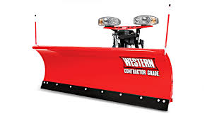 100 Pro Trucks Plus WESTERN PRO PLUS Commercial Snowplow Western Ducts