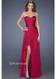 Prom Dress 2014 Red Cute Dresses For Perfect Night