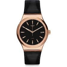 100 Rosee Swatch YIG400 Watch Sistem