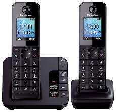 Panasonic KX-TGH222 | Answer Machine | Twin | From £57.49 - PMC ... Panasonic Cordless Phone And Answering Machine With 2 Kxtgf342b Voip Phones Polycom Desktop Conference Kxtgc223als Reviews Productreviewcomau Design Collection Phone Answering Machine Voip8551b Kxtgp550 Sip System Kxtg6822eb Twin Dect Telephone Set Amazonco Officeworks Kxtg5240m 58 Ghz Fhss Gigarange Supreme Expandable Kxtgp0550 For Smb Youtube Kxtgp 500 Buy Ligo Amazoncom Kxtgd220n 60 Digital Corded Home Office Telephones Us