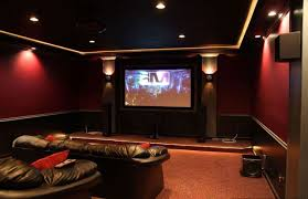 Lights : Amazing Home Theater Idea With Red Walls Ceiling Lights ... Best 25 Home Theaters Ideas On Pinterest Theater Movie Marvellous Small Basement Layout Ideas Remodeling Theater Design Tool Myfavoriteadachecom Choosing A Room For Hgtv Layouts Dream Lights Ceiling Systems Single Storey House Plans On Sims 4 Houses Avivancoscom Simple Wonderfull Wonderful Home Floor Plan Design Theatre Seating 5 Key