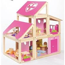 la maison du jouet maison de poupee jeux et jouets pour enfant cadeau pour fille 3