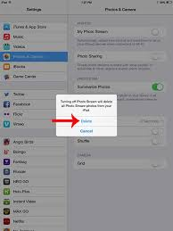 How to Turn f Stream on the iPad Solve Your Tech