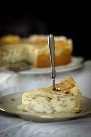 rhabarber schmandkuchen