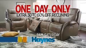 Chateau Dax Leather Sofa Macys by One Day Extra 30 To 60 Off Reclining Furniture Youtube