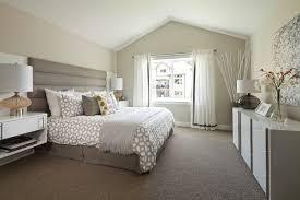 Mid Century Modern Suite Hampstead Transitional Bedroom
