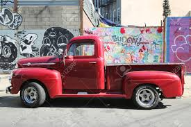 100 1956 Ford Pickup Truck BROOKLYN NEW YORK JUNE 9 2016 In Stock
