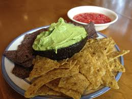Picture Of Pumpkin Throwing Up Guacamole by Not All Recipes Are Share Worthy Real Fit Real Food Mom