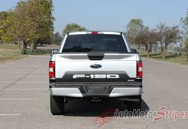 2018 Ford F-150 Decals SW Lead Tailgate Blackout Stripes Graphics ... Black Trucks Matter Tailgate Decal Sticker 4x4 Diesel Truck Suv Small Get Lettered Up White 7279 Ford Pickup Fleetside Ranger Vinyl Compact Realtree Max5 Camo Graphic Camouflage Decals Sierra Midway 2014 2015 2016 2017 2018 Gmc Sierra Dodge Ram Rage Power Wagon Style Bed Striping F150 Center Stripe 15 Center Hood Racing Stripes Rattlesnake Xtreme Digital Graphix Tacoma Afm Graphics 62018 Chevy Silverado 3m
