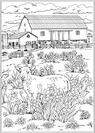 Creative Haven Coloring Gallery Of Art Dover Pages