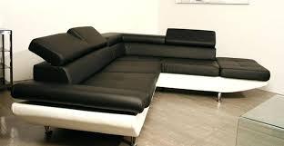 canape simili cuir noir canape simili cuir 2 places ikea canap angle noir with convertible