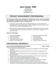 Example Engineering Resume Electrical Project Engineer Sample 3 Click Here To Download This