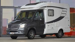 Mercedes Based Hymer Van S Motorhome Promises A Compact But Comfy Holiday
