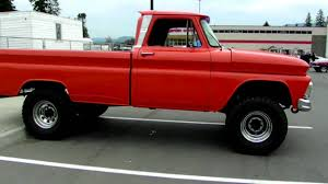 1966 Chevy 4×4 Youtube For Coolest 4 Wheel Drive Chevy Trucks ...