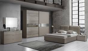 schlafzimmer set agata in grau braun modern design ohne
