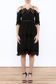 endless rose french dot dress from maryland by something else