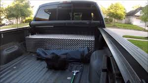 Truck Bed Cover & Auxiliary Fuel Tank - YouTube Propane Pickup Landmark Coop Inbed Polyethylene Diesel Fuel Tank Reduces Weight Cleaner Fuel Tanks Pickup Trucks Best Tank 2018 Cng Diesel By Grimhall Vehicle Upfitters Side Mount Covers Rds Lshaped Auxiliary Transfer 48 Gallon Smooth And 2012 F550 Super Duty 67l Powerstroke Diesel Tuxedo Black Metallic 2015 Ford F250 4x4 Truck Rack Box Lic 2 Truck Bed Tanks Item Bj9356 Sold January 26 Service Bodies Whats New For Medium Duty Work Info Under Bed Resource Pick Up External White