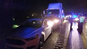 Road Rage Turns Deadly As Drivers Fight On The Edge Of Interstate 65