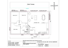 plan maison 90m2 plain pied 3 chambres maison ossature bois contemporaine t5 90 m2