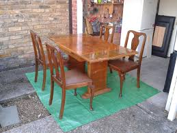 Extending Dinning / Kitchen Table & 4 Chairs Art Deco Walnut 1940s /1950s  ##FREE LOCAL DELIVERY## | In Belvedere, London | Gumtree Art Deco Ding Room Set Walnut French 1940s Renaissance Style Ding Room Ding Room Image Result For Table The Birthday Party Inlaid Mahogany Table With Four Chairs Italy Adams Northwest Estate Sales Auctions Lot 36 I Have A Vintage Solid Mahogany Set That F 298 As Italian Sideboard Vintage Kitchen And Chair In 2019 Retro Kitchen 25 Modern Decorating Ideas Contemporary Heywood Wakefield Fniture Mediguesthouseorg