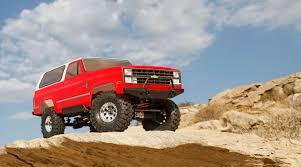 Vaterra 1/10 1986 Chevrolet K-5 Blazer Ascender RC Truck 4WD Ready ...