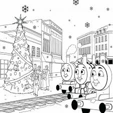 Thomas Tank Engine Printable Stickers The Free Pictures Train Coloring Pages Print Toddlers Large Size