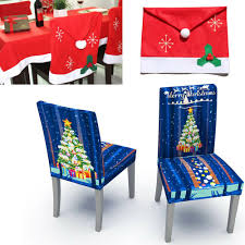 Christmas Decoration Chair Covers Dining Seat Sleapcovers Tree Home Party  Decor Couch Slip Covers Wedding Table Linens From Wangxiaofeng806, $5.42   ... Christmas Decoration Chair Covers Ding Seat Sleapcovers Tree Home Party Decor Couch Slip Wedding Table Linens From Waxiaofeng806 542 Details About Stretch Spandex Slipcover Room Banquet Dcor Cover Universal Space Makeover 2 Pc In 2019 Garden Slipcovers Whosale Black White For Hotel Linen Sofa Seater Protector Washable Tulle Ideas Chair Ab Crew Fabric For Restaurant Usehigh Backpurple