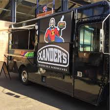 Xander's Incredible Sandwiches Food Truck - Seattle Food Trucks ...