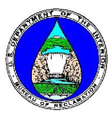 federal bureau of reclamation bureau of reclamation