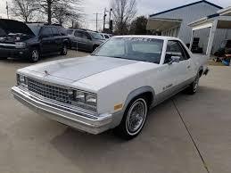 100 El Camino Truck Augusta Auto Sales LLC 1985 Chevrolet EL Augusta