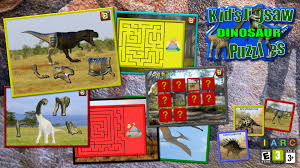 100 Pimp My Truck Games Get Kids Dinosaur Rex Jigsaw Puzzles Educational Shape And