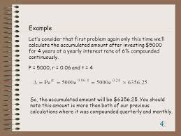 Sinking Fund Calculator Compounded Weekly by Compound Interest By Ms Karen Overman Using Tan U0027s 5th Edition