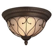 shop flush mount lights at lowes