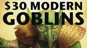build a modern mtg deck for only 30 go goblins cheap magic the