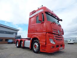 Buy Used 2014 Mercedes Actros 9838 - Compare Used Trucks