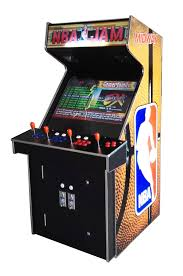 Mortal Kombat Arcade Cabinet Specs by Arcade Rewind 3500 In 1 Upright Arcade Machine With Nba Jam