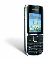 Amazon Nokia C2 01 5 Unlocked GSM Phone with 3 2 MP Camera and Music and Video Player U S Version with Warranty Black Cell Phones & Accessories