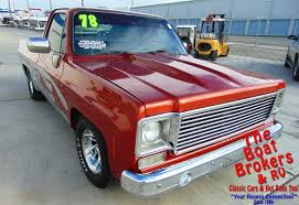 1978 CHEVROLET C10 PICKUP - New & Used Boats & RV' For Sale. The ... Trucks For Sale In Pa 2019 20 Top Car Release Date 15 Pickup That Changed The World 1978 Chevrolet Silverado 1500 Pickup Truck Item J2373 So The Rod God Street Rods And Classics C10 Gateway Classic Cars Of Houston Stock 431 Hou Custom Chevy For In Texas Would Be Very Suitable If You Truck Blog At Biggers Erodpowered 4x4 Combines Style With Modern Chevrolet Fleetside Pickup Sold Dragers Intertional Billet Front End Dress Up Kit 7 Single Round Headlights 1973 Seven Picks From Ctennial Automobile Magazine Performance 4x4 Concept Photos
