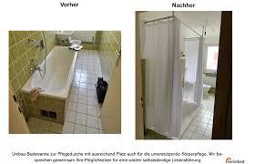 dsb barrierefreie dusche badumbau über pflegekasse 0
