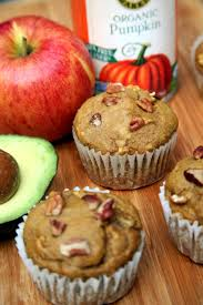 Cake Mix And Pumpkin Puree Muffins by Pumpkin Muffins With Avocado Popsugar Fitness