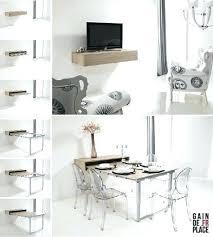 table cuisine gain de place table gain de place ikea gallery of meuble gain de place
