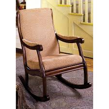 Furniture Of America Bernardette Upholstered Rocking Chair - Walmart.com Simmons Kids Slumbertime Rowen Upholstered Glider Dove Grey Rocking Chair And White Coaster Fine Fniture Home Decorations Insight How To For Nursery Modern Antique Styles Children S All Weather Wicker Toddler Msp Design Show Recliner Swivel Slipcover 40 Awesome Diyish Childs The Chronicles Of Chairs Living Room Ideas Baxton Studio Bethany Contemporary Gray Fabric