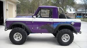 100 Stacey David Trucks 1966 Ford Bronco T157 Houston 2016