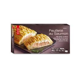 comment cuisiner du saumon surgelé feuilleté au saumon surgelé gamme pommes de terre légumes