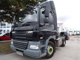 2013 DAF TRUCK CF 85 410 4 X 2 SLEEPER CAB - £6,995.00 | PicClick UK