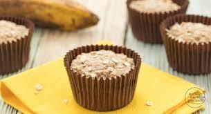bananen haferflocken muffins ohne zucker backen macht