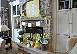 Primitive Decorating Ideas For Fireplace by Mantel Christmas Decorations For Fireplace Mantels Ideas Mantel