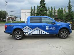 Vinyl Car And Vehicle Wraps Edmonton South Speedpro Signs