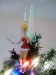 Christmas Tree Toppers Disney by Tinker Bell Christmas Tree Topper Photo Albums Fabulous Homes